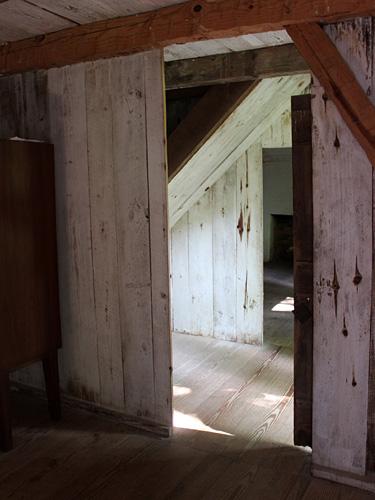 Horton Grove doorway