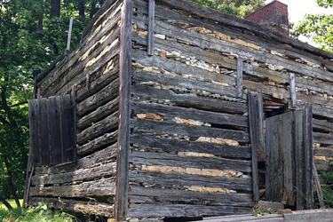 slave quarters H plantation