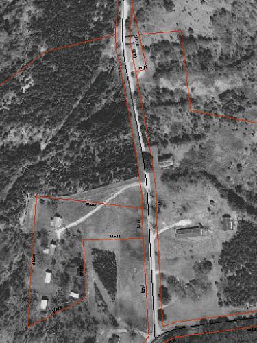 Horton Grove aerial